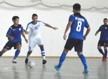 Uzbekistan national futsal team leave for the Chkalov Cup