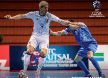 ЧА: Видеообзор матча Узбекистан - Япония