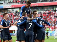 ЖЧ-2018. Франция Перуни мағлуб этди ва муддатидан аввал плей-оффга чиқди