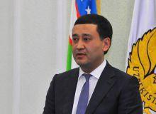 Умид Ахматджанов поздравил сборную Узбекистана по футзалу