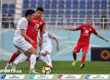 Match Highlights. FC Lokomotiv 2-1 FC Bunyodkor