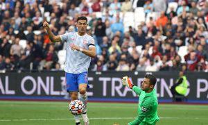 """Манчестер Юнайтед"" пойтахтдан ғалаба билан қайтди. Роналду яна гол урди (видео)"
