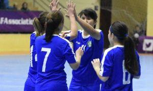 CAFA U-19 Girls' Futsal Championship 2020: Женская сборная Узбекистана по футзалу U-19 обыграла Афганистан