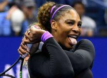 """""""US Open"""": Серена Уильямс ўнинчи маротаба финалга чиқди"""
