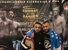 Zarrukh Adashev's opponent in UFC debut and the date of the fight have been announced