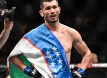 Uzbek UFC fighter Makhmud Muradov goes to the next battle!