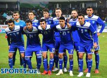 Рейтинг ФИФА: Узбекистан завершил 2018 год на 95-й строчке
