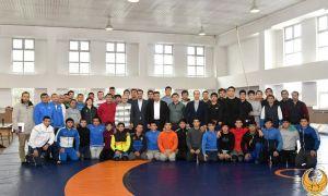 Обсуждены планы подготовки вольников к Токийской Олимпиаде
