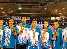 Таэквондисты Узбекистана в первый день соревнований завоевали 8 медалей