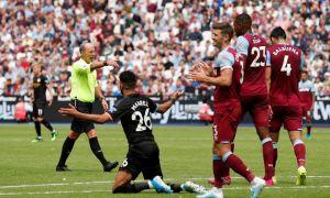"""Вест Хэм"" - ""Манчестер Сити"" 0:5 (видео)"
