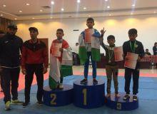Молодая команда Узбекистана завоевала 8 медалей турнира по муайтаю