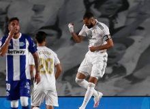 """Асенсио ва Бенземанинг голлари """"Реал""""га ғалаба келтирди (видео)"""