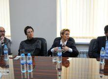 АФУ провела встречу с исполнительным директором «Ювентуса»