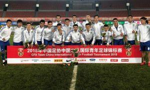 Uzbekistan earn International Youth Football Tournament 2018 title in China