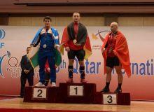 Sarvarbek Zafarjonov and Tursunoy Jabborov secure silver medals for Uzbekistan in Doha