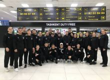 The Uzbek youth National boxing team left for Poland to compete in AIBA Youth Men's and Women's World Championships.