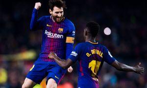 Дембеле: Месси футбол тарихидаги энг зўр футболчи