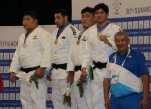 Ўзбекистон ёзги Универсиададаги дастлабки медални қўлга киритди