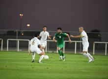 Национальная сборная Узбекистана одержала сокрушительную победу над Таиландом