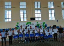 Соревнования в Самарканде объединили более 10 тысяч молодых баскетболистов