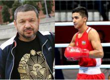 What is the strength of Ikboljon Kholdarov's opponent? Coach Zufar Suleymanov answered
