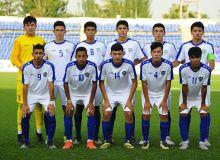 Сборная Узбекистана U-16 приступила к сбору в столице