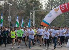 В Ташкенте состоялся полумарафон в честь праздника «Навруз»