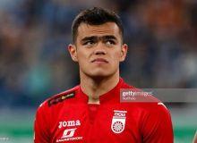 Uzbek Football player Oston Urunov was tested for coronavirus again