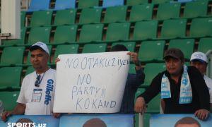 Photo Gallery. FC Kokand-1912 1-3 FC Bukhara
