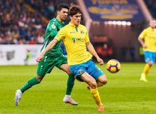 Команда Шомурадова будет бороться за место в Лиге Европе