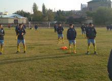 Юношеская сборная Узбекистана проводит сбор на спортивной базе «Чигатай»