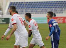 Darko Stanojević's only goal sees FC Surkhon earn a narrow 1-0 win over FC Sogdiana