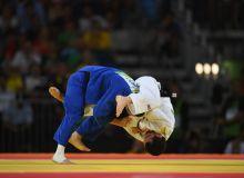 Дзюдо: Шаҳрам Аҳадов бронза медалини бой берди