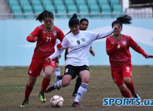 Uzbekistan continue a victorious run with a 11-0 win over Tajikistan
