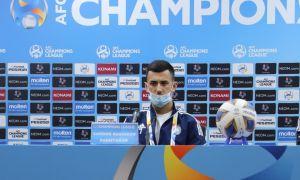 Сардор Рашидов: Биз ўзбек футболининг кучини кўрсатишни истаймиз