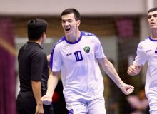 Uzbekistan finish top in the AFC Futsal Championship Turkmenistan 2020 Qualifiers Group A