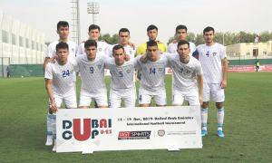 """Dubai Cup-U23"". Бугун Ўзбекистон ОТЖ мезбонларга қарши ўйнайди"
