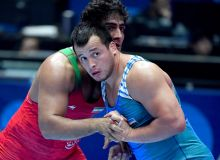 Муминжон Абдуллаев в третий раз завоевал путёвку на Олимпийские игры