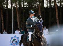 В Ташкенте проходят два крупных международных соревнования по конному спорту