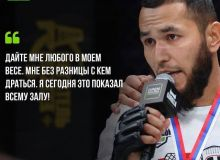 Машрабжон Рўзибоев 18 сонияда рақибини техник нокаутга учратди (Видео)