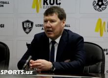Андрей Фёдоров: Фаолиятимдаги илк Суперкубокни қўлга киритдим