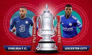 Англия Кубоги финали. «Челси» - «Лестер»: Матнли транялция