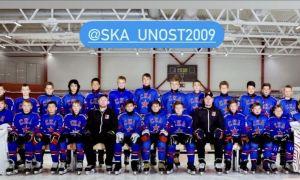 Наш молодой хоккеист успешно стартовал на чемпионате России