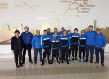 Пятеро борцов Узбекистана сегодня выступят в рамках ЧА