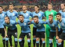 Oscar Tabarez announces Uruguay's 23-player squad for Uzbekistan clash