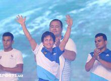 Rasman! Chusovitina Tokio-2020 litsenziyasini qo'lga kiritdi