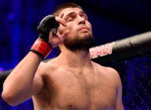 Хабиб MMA тарихидаги энг зўр 6 жангчи номини айтди