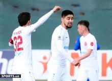 «Турон» заработал очко против «Пахтакора» в историческом матче (Видео)