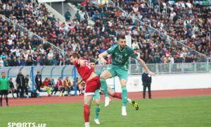 Photo Gallery. FC Navbahor 3-0 FC Surkhon