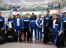 Велоспортсмены Узбекистана отправились на чемпионат Азии